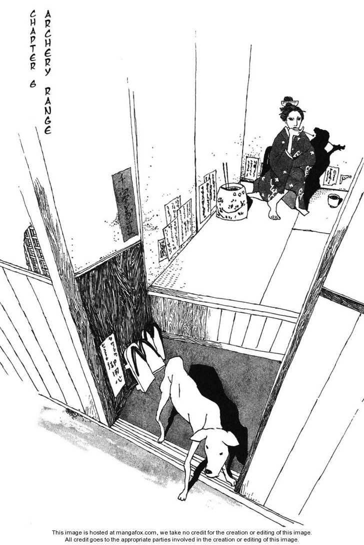 Takemitsu Zamurai 6 Page 1