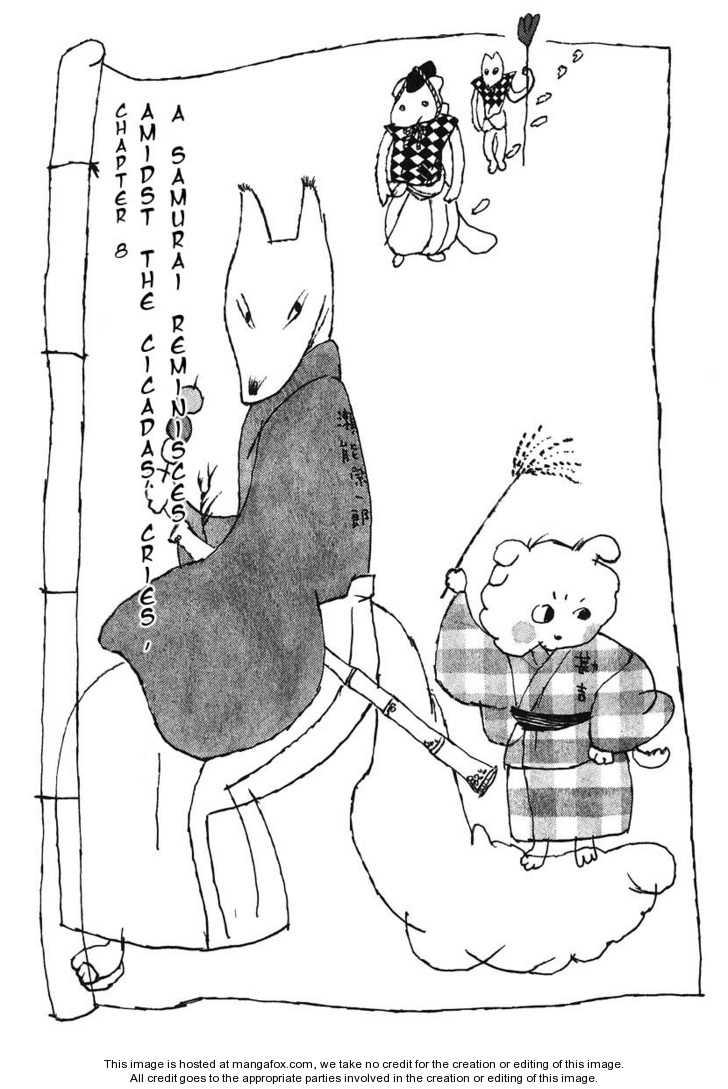 Takemitsu Zamurai 8 Page 1