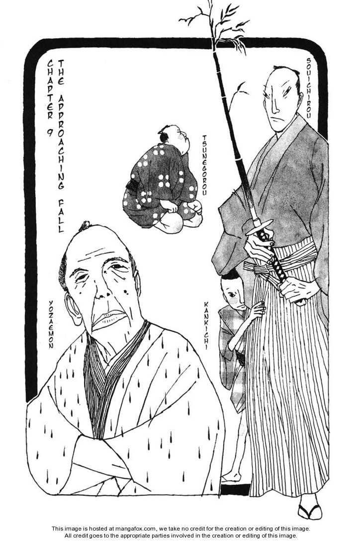 Takemitsu Zamurai 9 Page 1