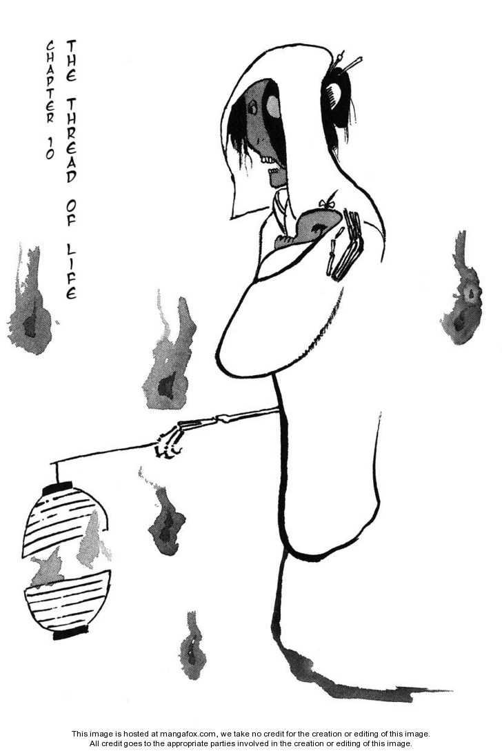 Takemitsu Zamurai 10 Page 1