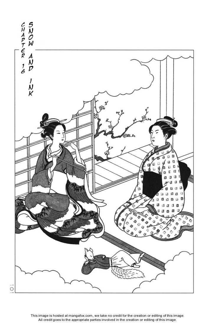 Takemitsu Zamurai 16 Page 1