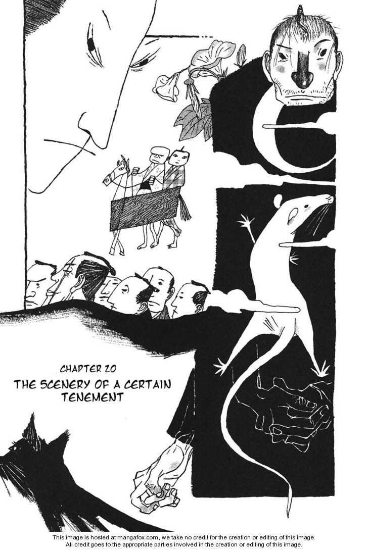 Takemitsu Zamurai 20 Page 1