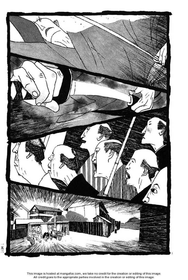 Takemitsu Zamurai 29 Page 1