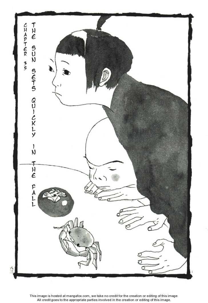 Takemitsu Zamurai 35 Page 1