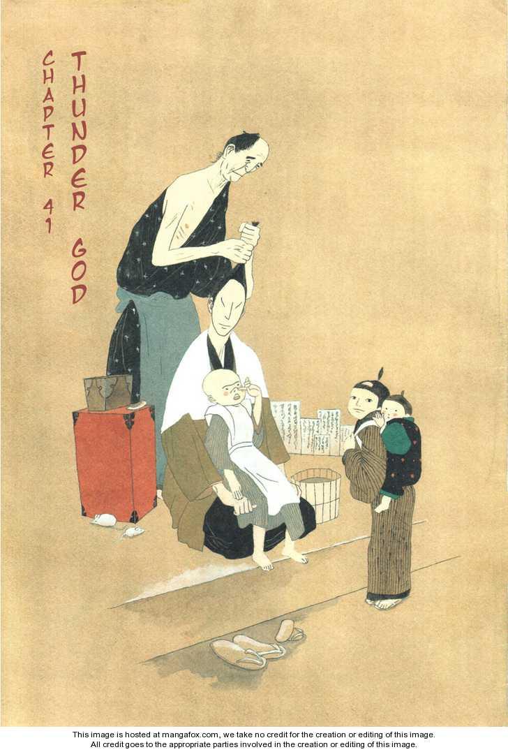 Takemitsu Zamurai 43 Page 1