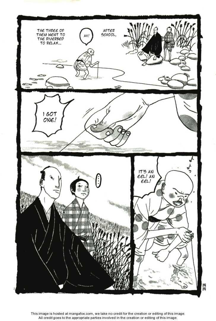 Takemitsu Zamurai 43 Page 3