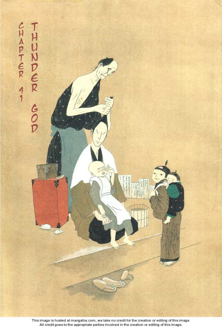 Takemitsu Zamurai 45 Page 1