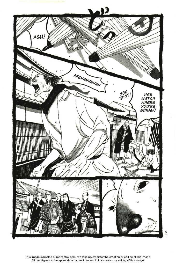 Takemitsu Zamurai 45 Page 3