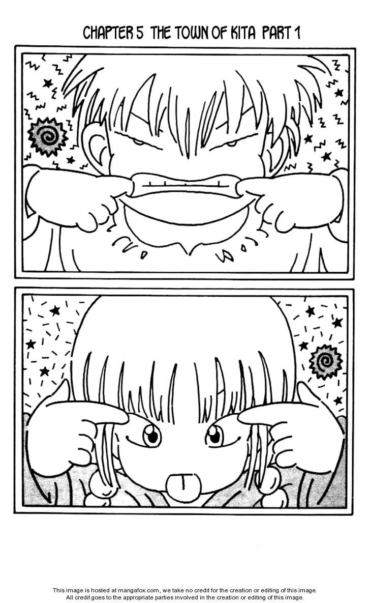 Mahoujin Guru Guru 5 Page 1