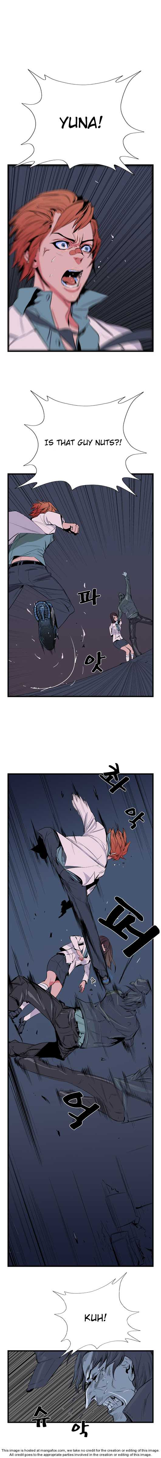 Noblesse 14 Page 3