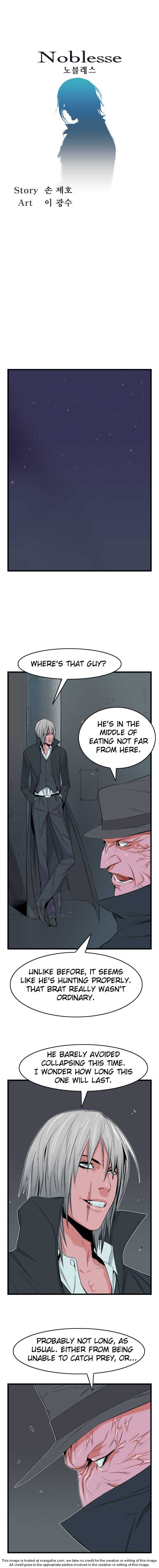 Noblesse 18 Page 1