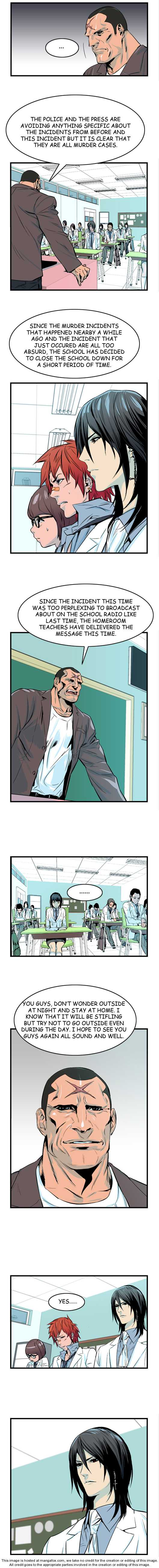 Noblesse 40 Page 3