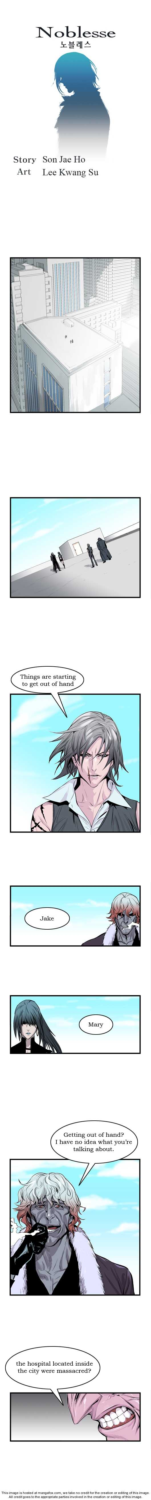 Noblesse 41 Page 1