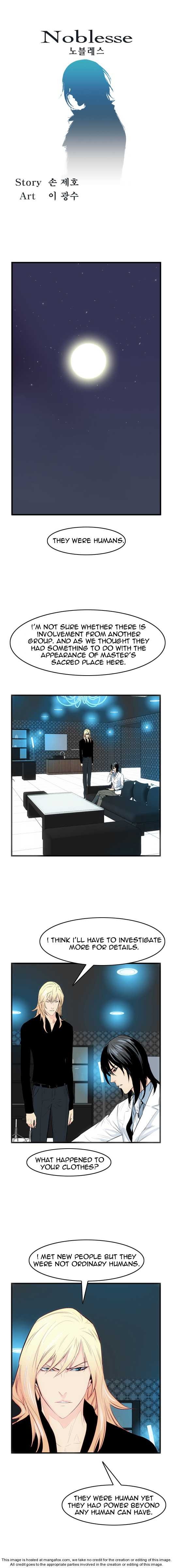 Noblesse 49 Page 1