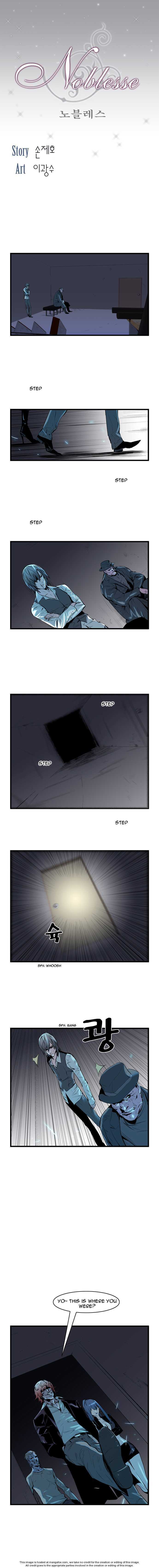Noblesse 61 Page 1