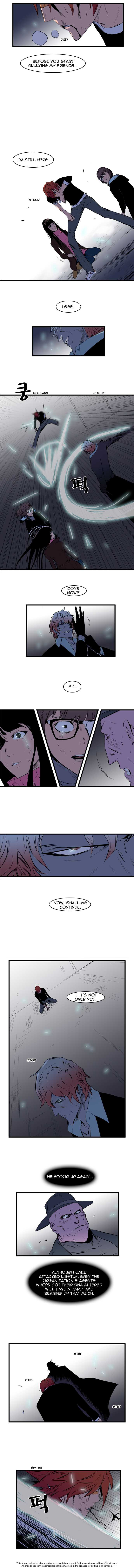 Noblesse 70 Page 3