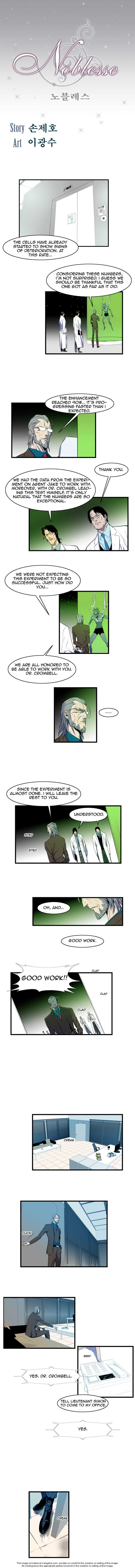 Noblesse 83 Page 1