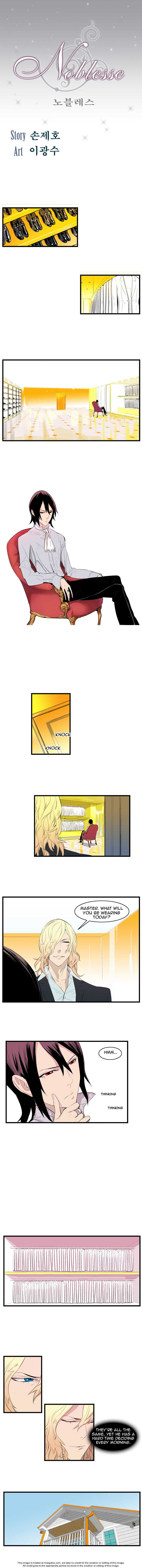Noblesse 93 Page 1