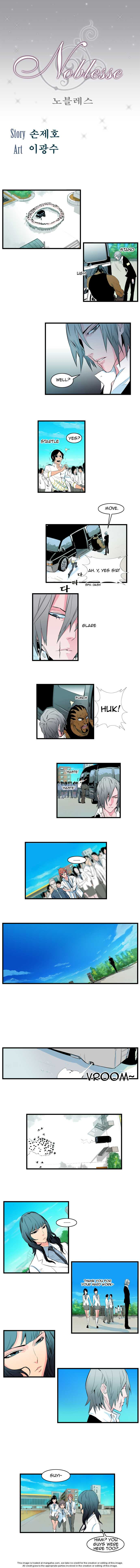 Noblesse 96 Page 1