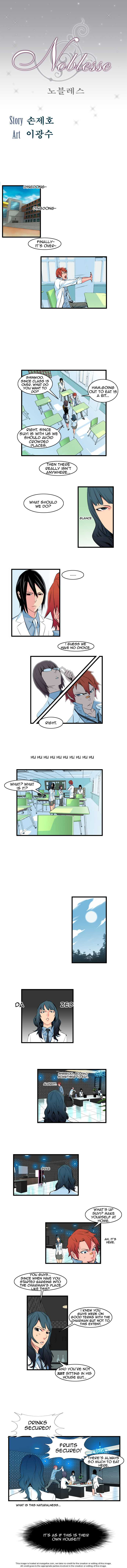 Noblesse 97 Page 1