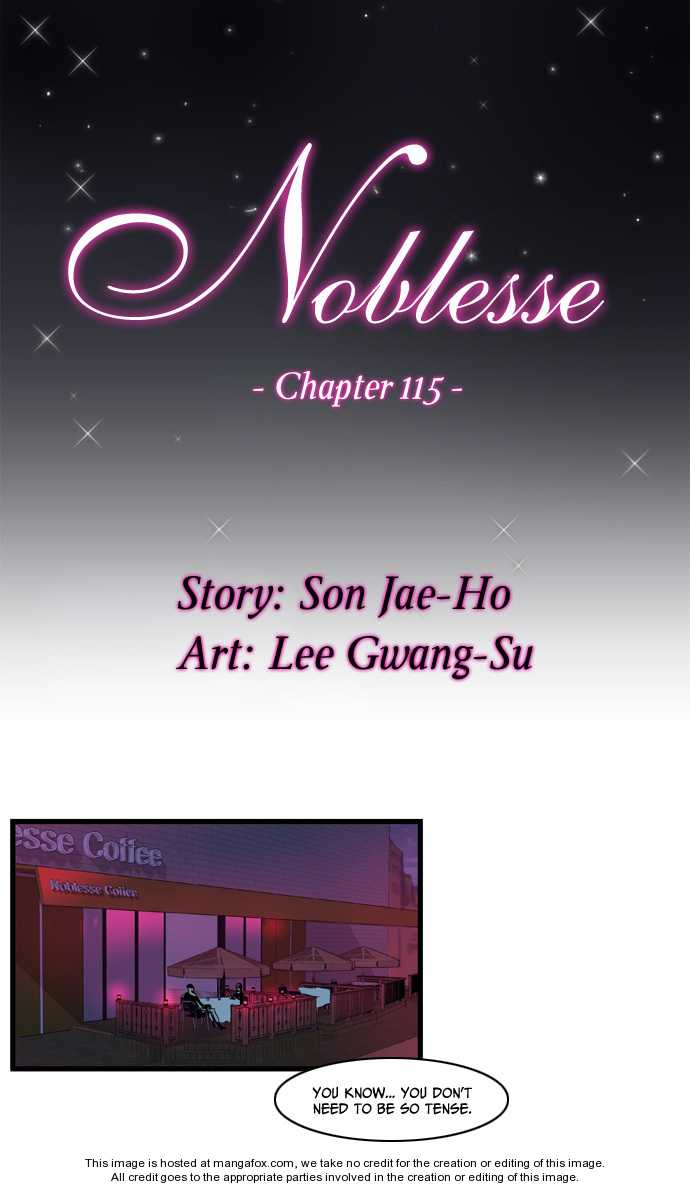 Noblesse 115 Page 1