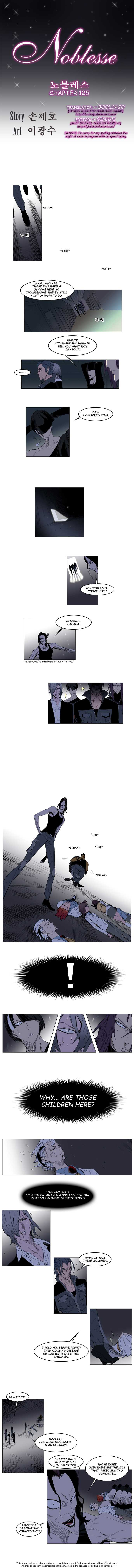 Noblesse 125 Page 1
