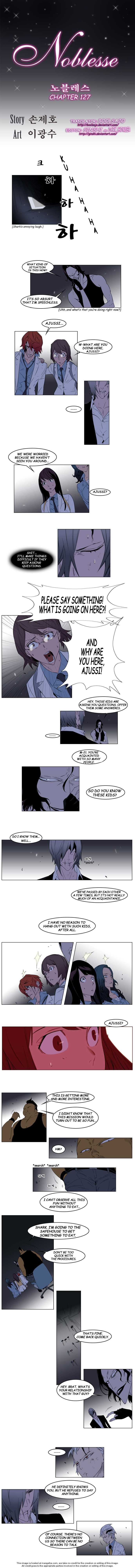 Noblesse 127 Page 1