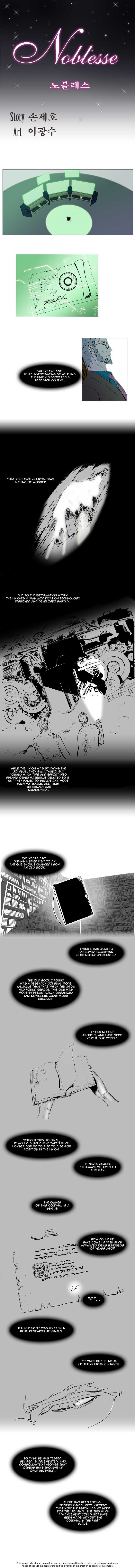 Noblesse 140 Page 1
