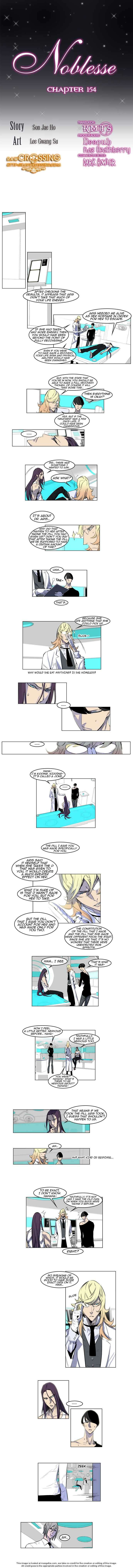 Noblesse 154 Page 1
