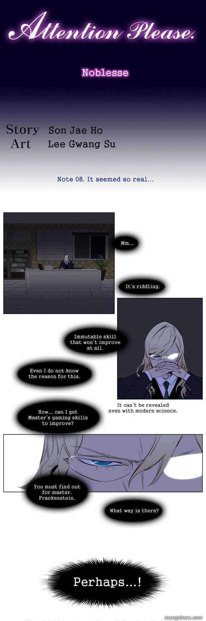 Noblesse 173.5 Page 1