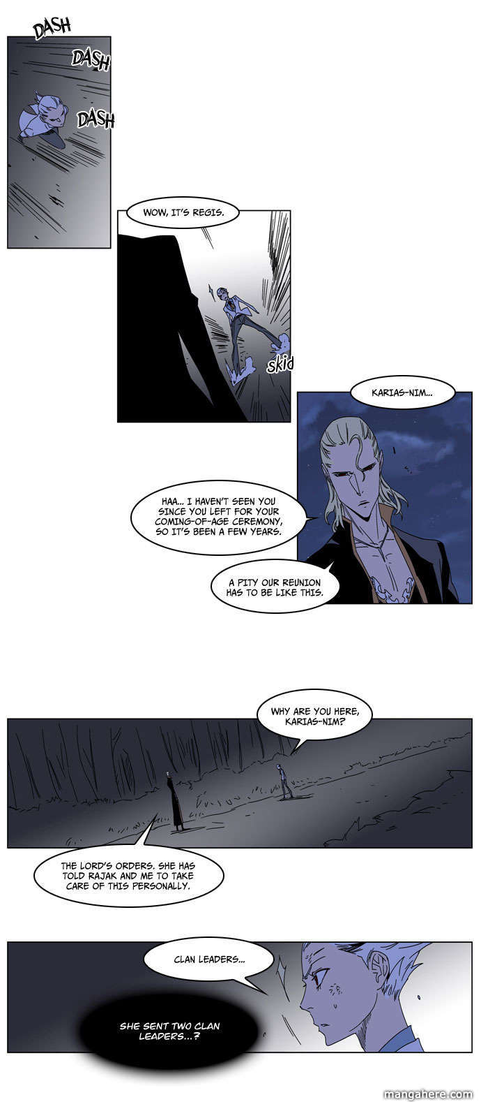 Noblesse 185 Page 3