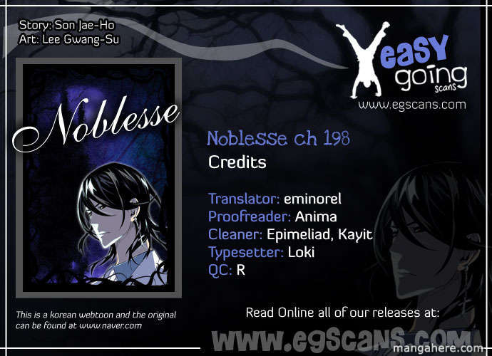 Noblesse 198 Page 1