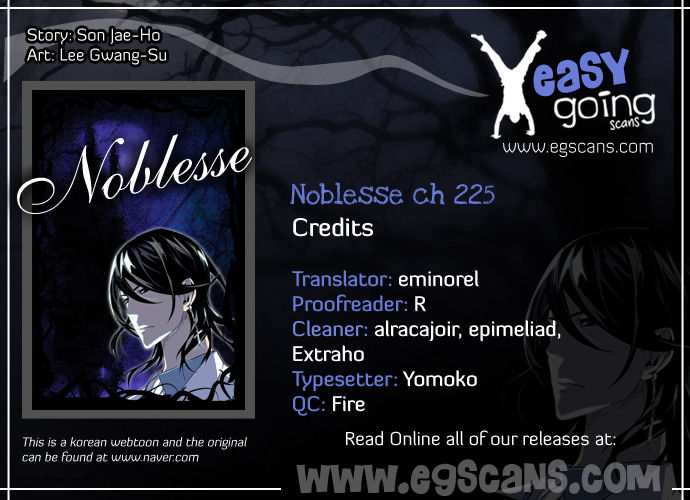 Noblesse 225 Page 1