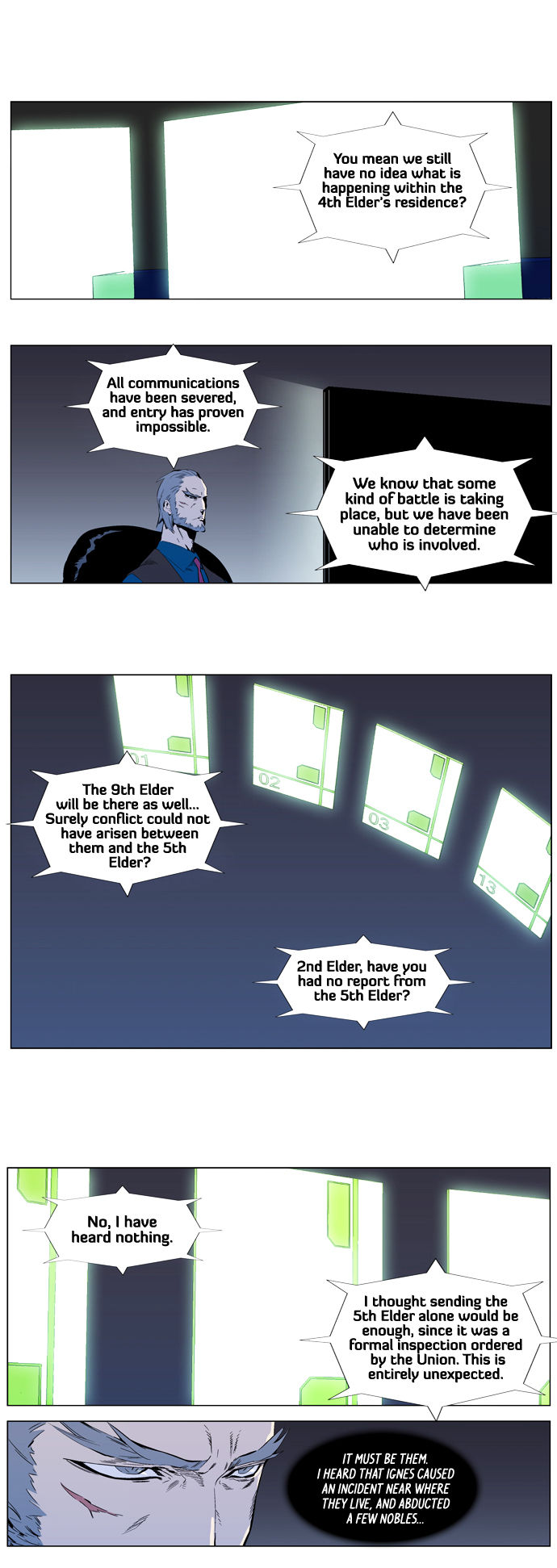 Noblesse 313 Page 3