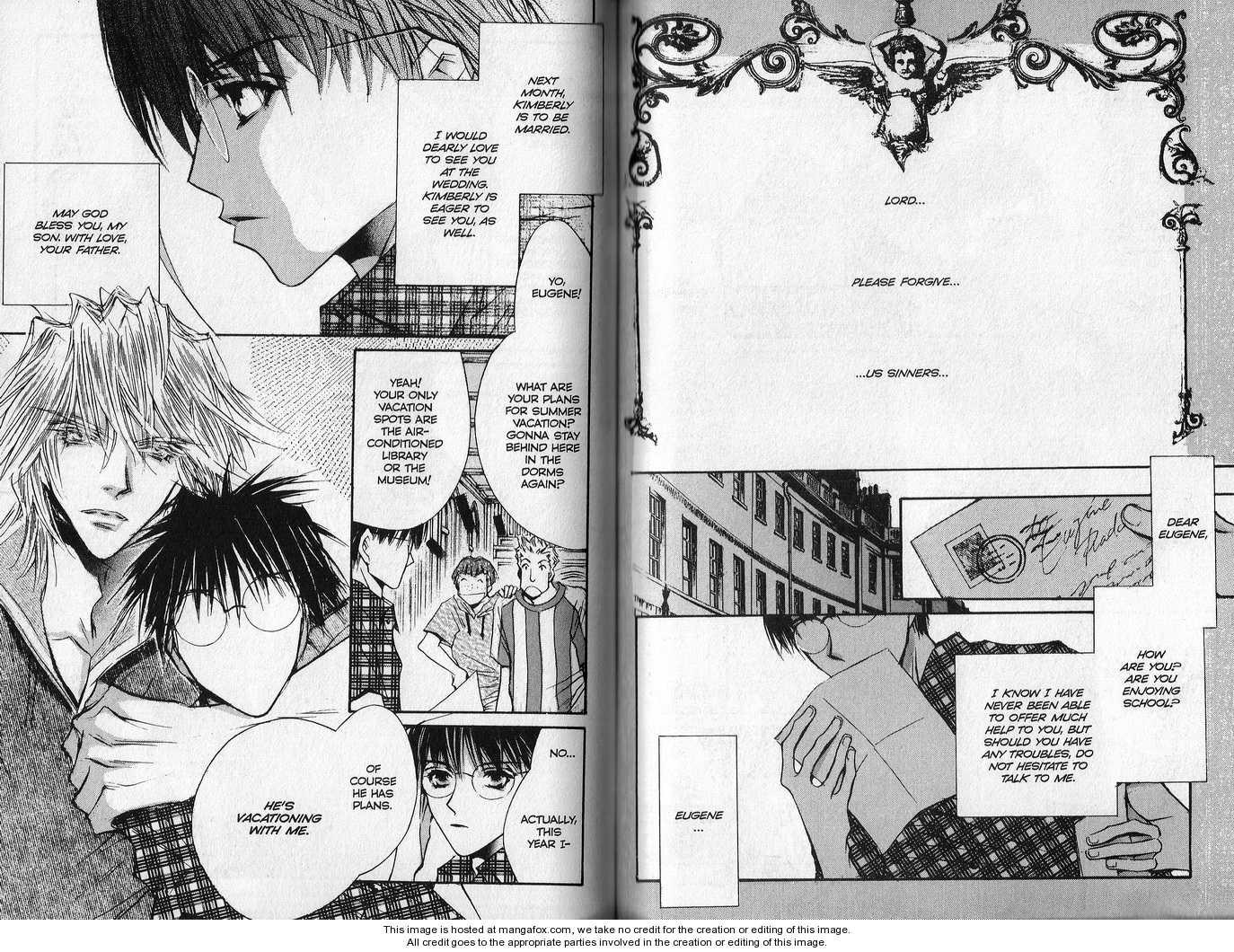 Akugi Ouji 4 Page 1