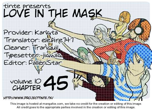 Love in the Mask 45 Page 2