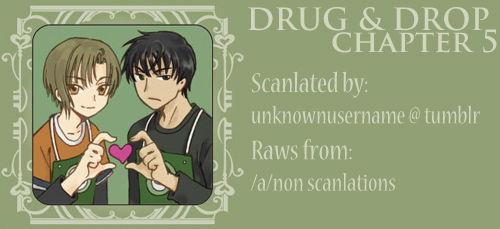 Legal Drug 22 Page 1