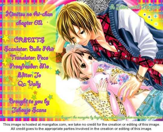 Himitsu no Ai chan 2 Page 1