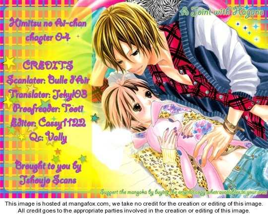 Himitsu no Ai chan 4 Page 1