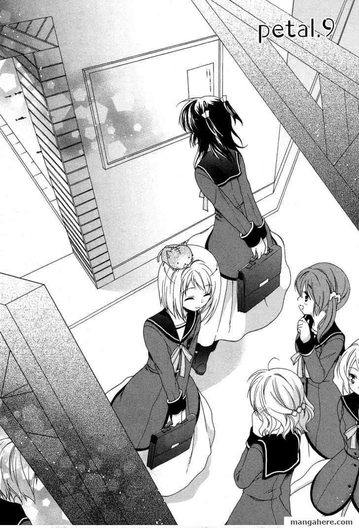 Tenbin wa Hana to Asobu 9 Page 1