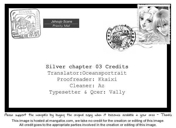 Silver (FUJITA Kazuko) 3 Page 1