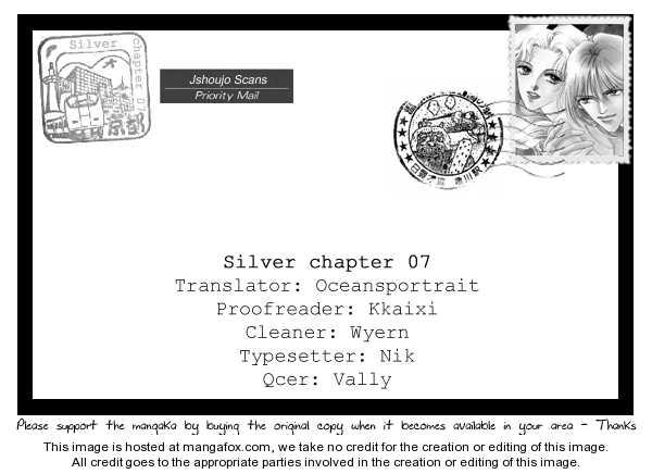 Silver (FUJITA Kazuko) 7 Page 1