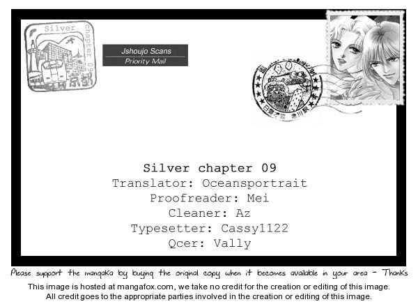Silver (FUJITA Kazuko) 9 Page 1