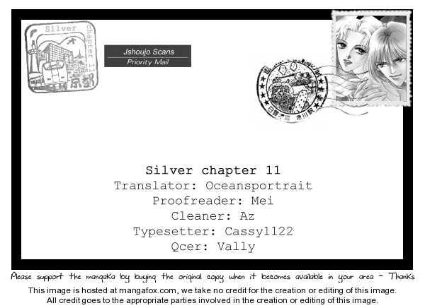 Silver (FUJITA Kazuko) 11 Page 1