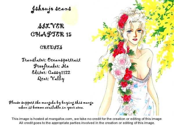 Silver (FUJITA Kazuko) 15 Page 1