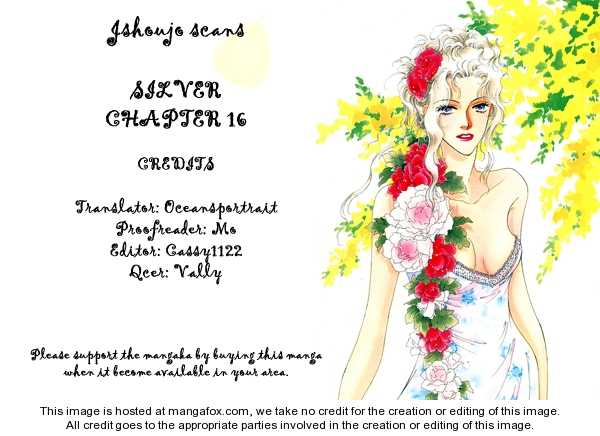 Silver (FUJITA Kazuko) 16 Page 1
