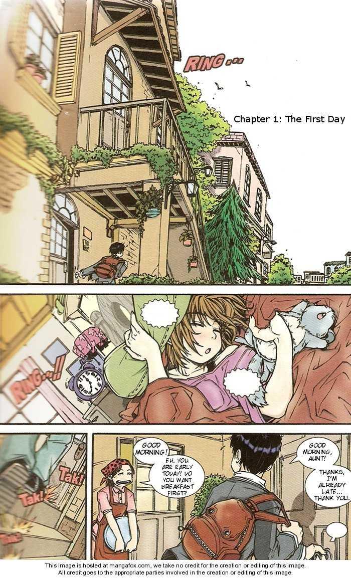Le Gardenie 1 Page 1