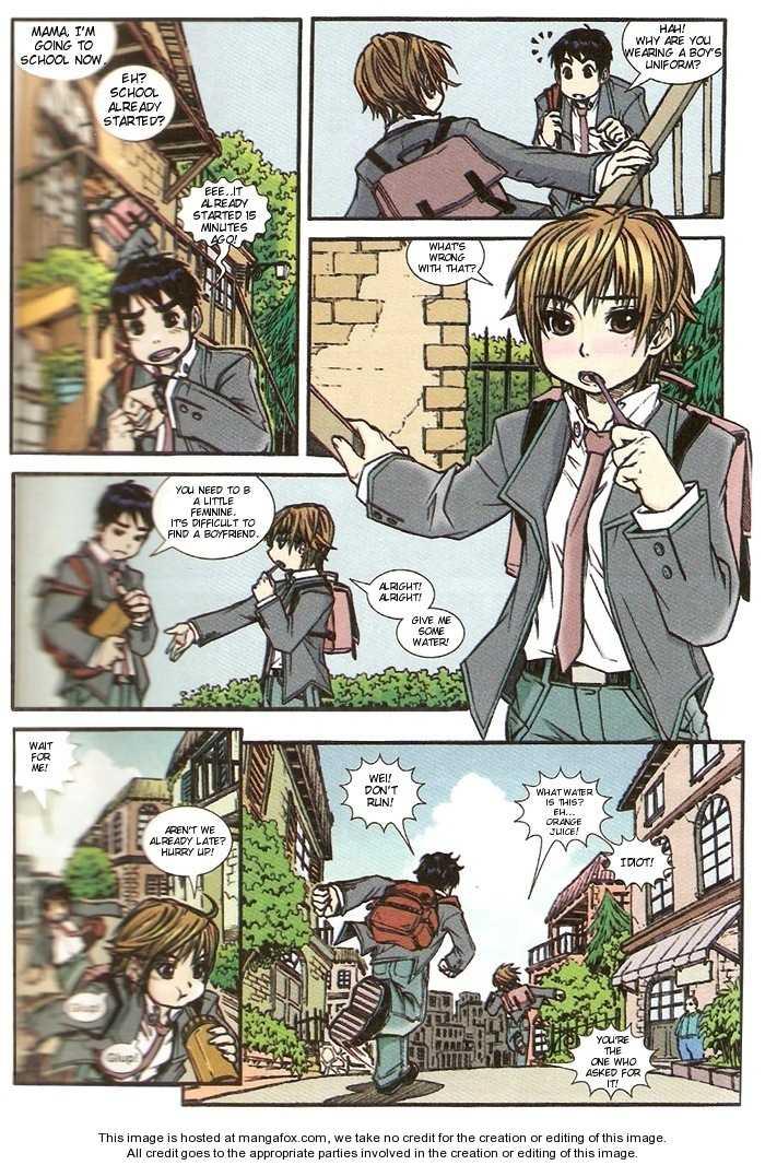 Le Gardenie 1 Page 3