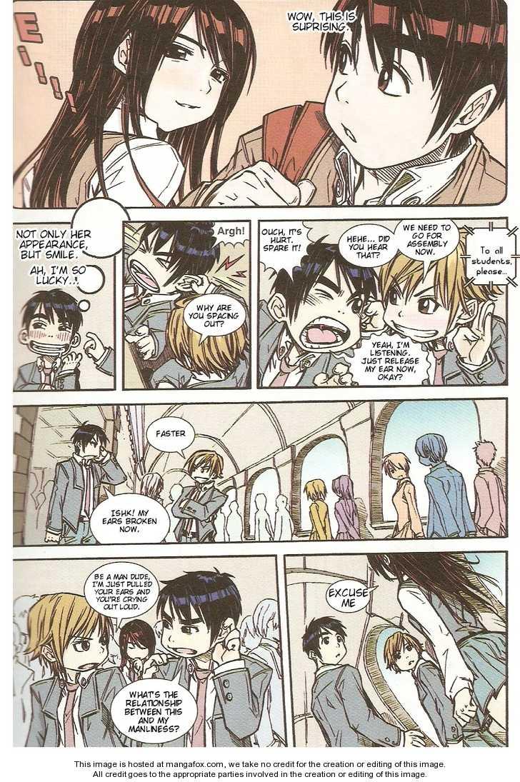 Le Gardenie 2 Page 3