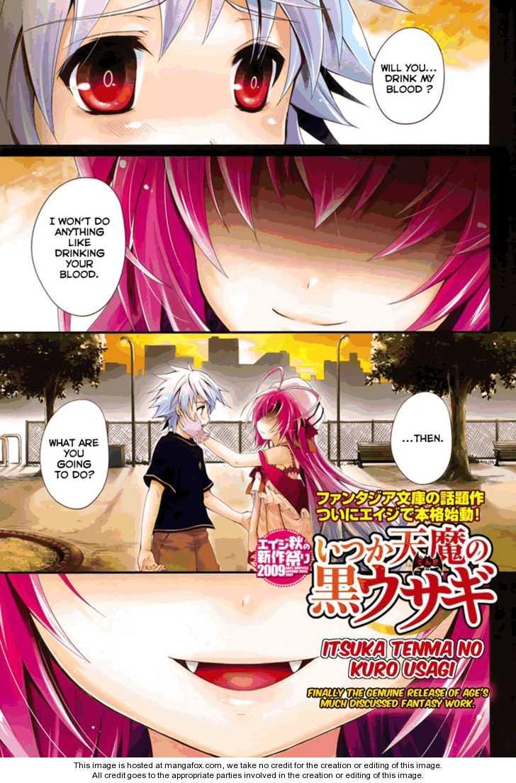 Itsuka Tenma no Kuro Usagi 1 Page 2